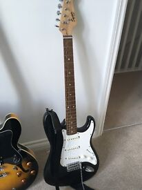 Squier Stratocaster in excellent condition