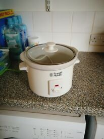 Russell Hobbs 2L compact slow cooker
