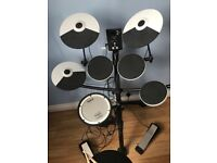 Roland Electric Drums (Including sticks and stool)