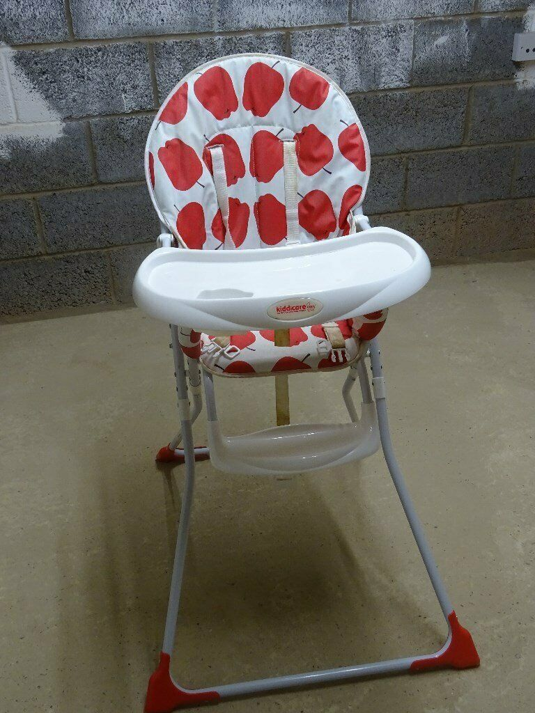 Kiddicare high chair. | in Northampton, Northamptonshire | Gumtree