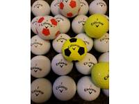 80 Callaway Mint Condition Golf balls