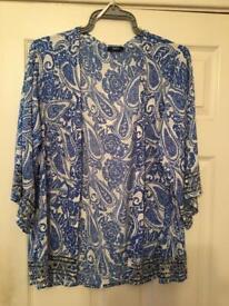 Kimono new without tags. Size 12