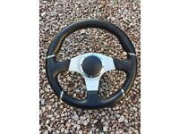 Vw Golf Mk4 Momo Steering Wheel Skoda Seat