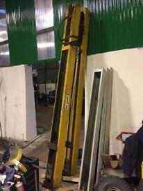 Bradbury 2 post lift