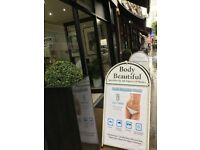 30% off on ALL 3D lipo treatments at Body Beautiful Clinic during October only.