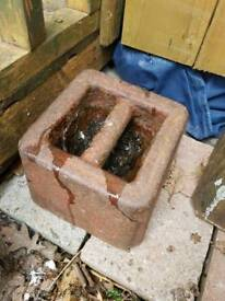 Square Iron weights