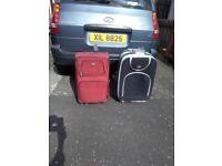 2 Suit cases £10 each