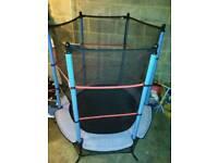 Junior trampoline 4,5ft