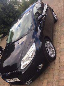 Ford Focus 1.0 EcoBoost Titanium X