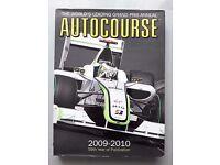 AUTOCOURSE 2009-2010 The World's Leading F1 Grand Prix Annual