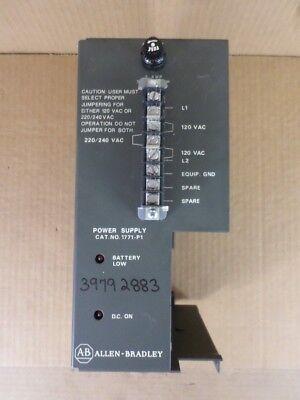 Allen-bradley 1771-p1 Pll-5 Power Supply