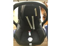 Maxi cost baby car seat £5