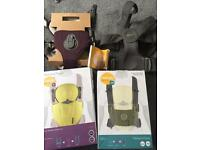 Mamas and papas morph harness AND Carrier!