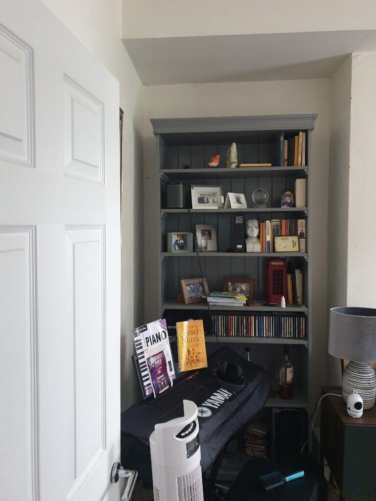 Ikea Liatorp Grey Bookcase In Clapham London Gumtree