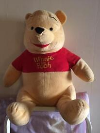 Disney Winnie The Pooh Bear Size XL used but in Good Condition