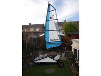 Blokart - Land Sailing Yacht