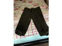 Wathen gardiner men's trousers still with tags on brand new was £85 wanting £50