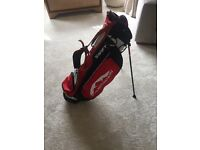 Sun Mountain Swift X Carry/Stand bag - excellent condition