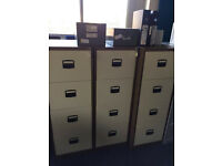 2 / 3 / 4 drawer filing cabinets