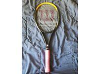 Wilson Hyper Hammer 6.3 racket