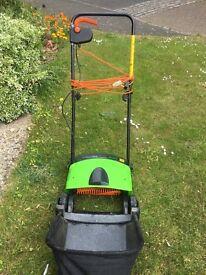 Challenge Electric Lawn Raker M1P-ZP-300A