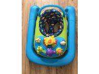 Mothercare water world baby walker