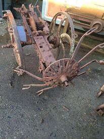 OLD TIME POTATO DIGGER FOR SALE