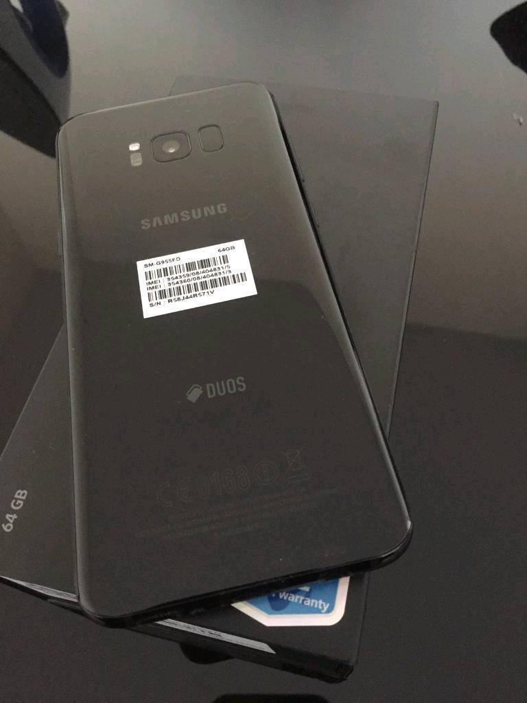 589efaa73 Samsung galaxy s8 plus dual sim unlocked