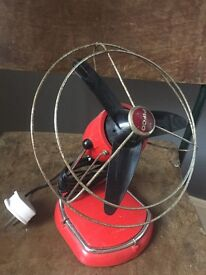 Vintage Pifco table fan