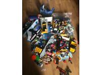 large amount playmobil