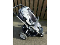 Quinny Buzz pram, used but in great condition. £60