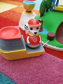 Paw Patrol Weebles Set