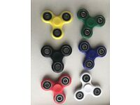 Fidget Spinner -Tri Spinner -stress / anxiety / boredom relief - EDC Ceramic