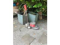 Industrial floor sander