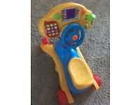 3 in 1 Toddler Trike/ Rocker Vtech
