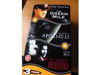 FILM ETC ON 33 VHS TAPE TITLES