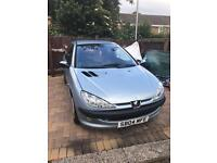 Peugeot 206 fab condition