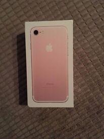 Apple iPhone 7 32gb BRAND NEW