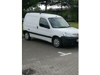 Cheap van 56 reg Peugeot partner NO VAT