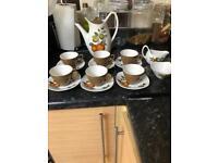 Midwinter coffee set