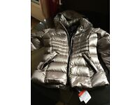 Brand new with tags Andrew Marc Gold ladies padded winter jacket size Medium