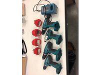 Makita Drills use/broken