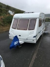 Sterling Europa 5 Berth Caravan 2004