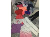 Girls age 11-12 and 12-13 clothes bundle