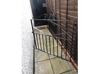 Wrought Iron Garden Or driveway Gates