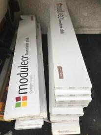 Moduleo vinyl clic flooring see pics