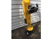 Lifting swing cranes for Vans/ tipper/trailer