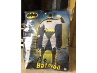 Adult Batman costume size L