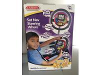 BRAND NEW!! Car toy / kids steering wheel
