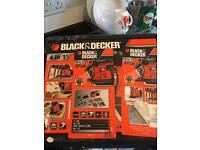 Black and decker 4 in 1 sander
